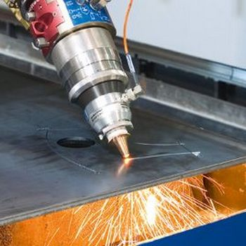 Maquina de corte a laser fibra optica