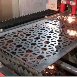 Corte a laser chapa de ferro