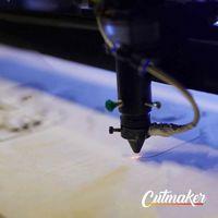 Máquina de corte a laser nacional