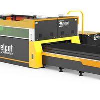 Máquina de corte a laser para chapas de aço