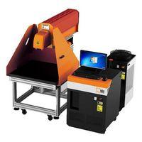 Máquina de corte de tecido industrial a laser