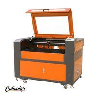 Máquina de corte gravação a laser para carimbos